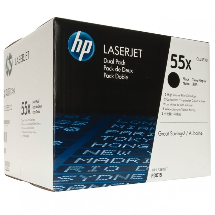 Hewlett Packard HP CE255XD №55X