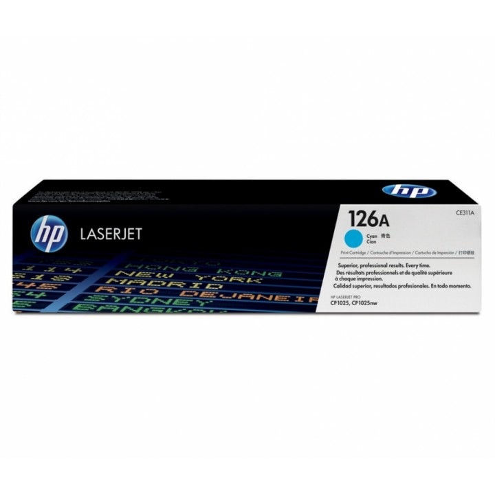 Hewlett Packard HP CE311A №126A