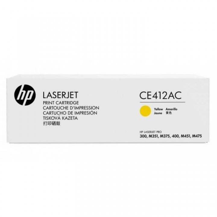 Hewlett Packard HP CE412AC №305A