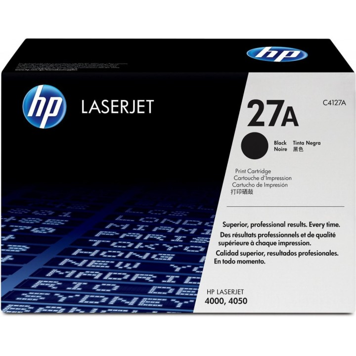 Hewlett Packard HP C4127A №27A