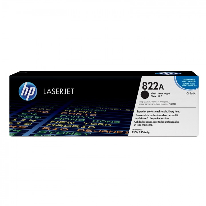 Hewlett Packard HP C8560A №822A