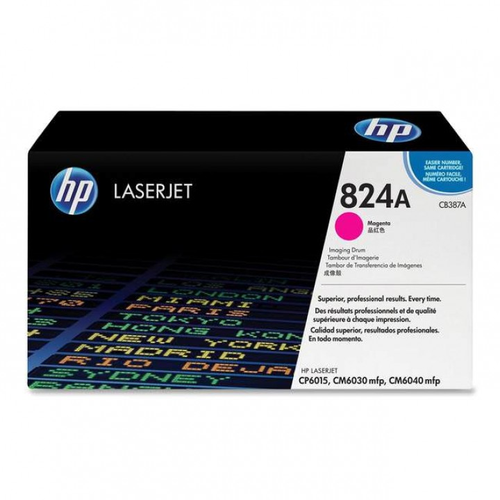 Hewlett Packard HP CB387A №824A