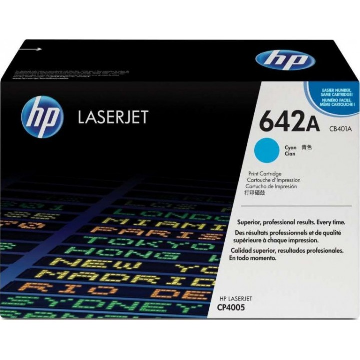 Hewlett Packard HP CB401A №642A
