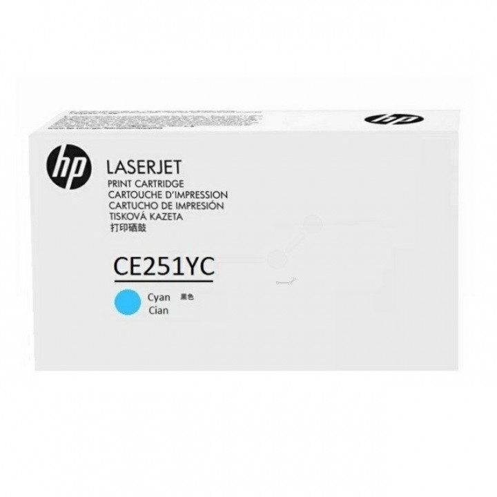Hewlett Packard HP CE251YC №504A