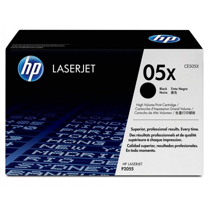 Hewlett Packard HP CE505X №05X
