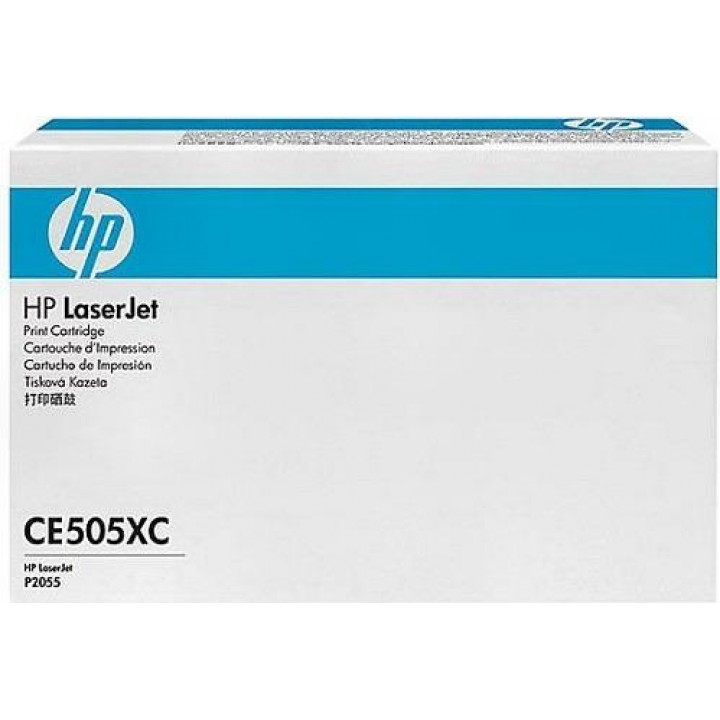 Hewlett Packard HP CE505XC №05X