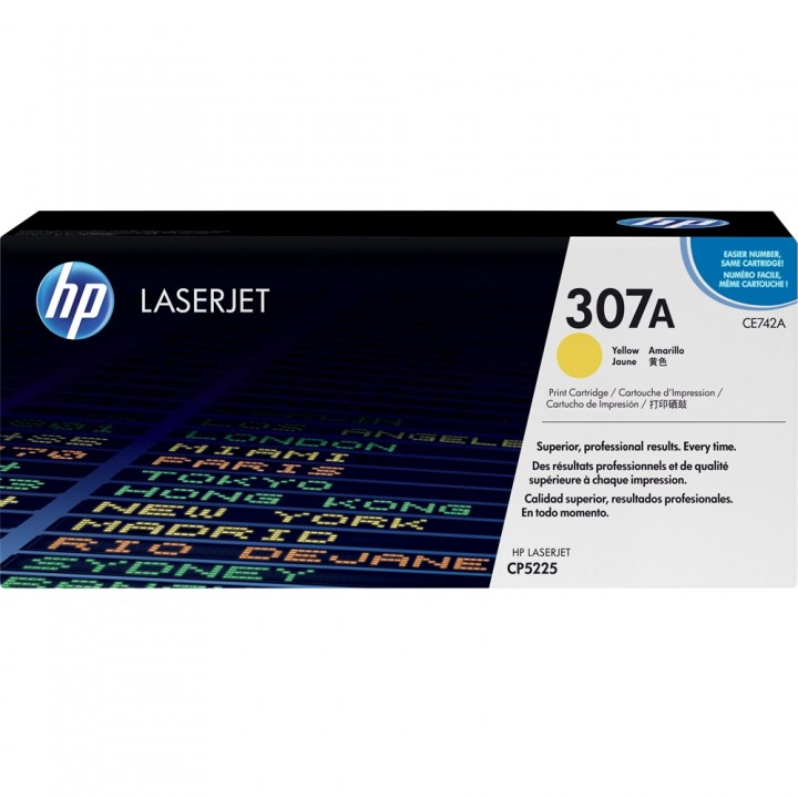 Hewlett Packard HP CE742A №307A