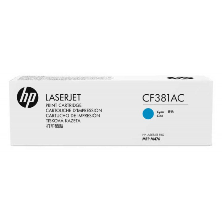 Hewlett Packard HP CF381AC №312A