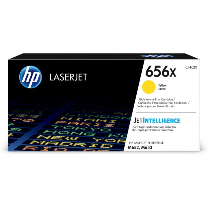 Hewlett Packard HP CF462X №656X