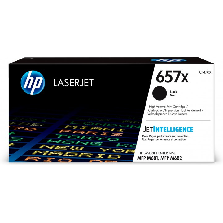 Hewlett Packard HP CF470X №657X