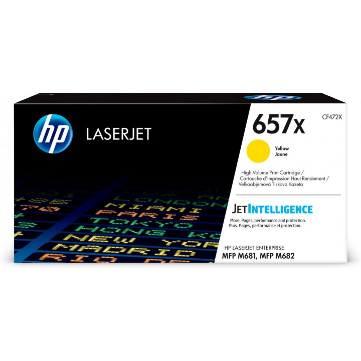 Hewlett Packard HP CF472X №657X