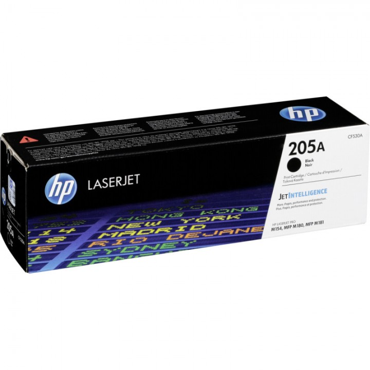 Hewlett Packard  HP CF530A №205A