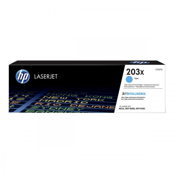 Hewlett Packard HP CF541X №203X