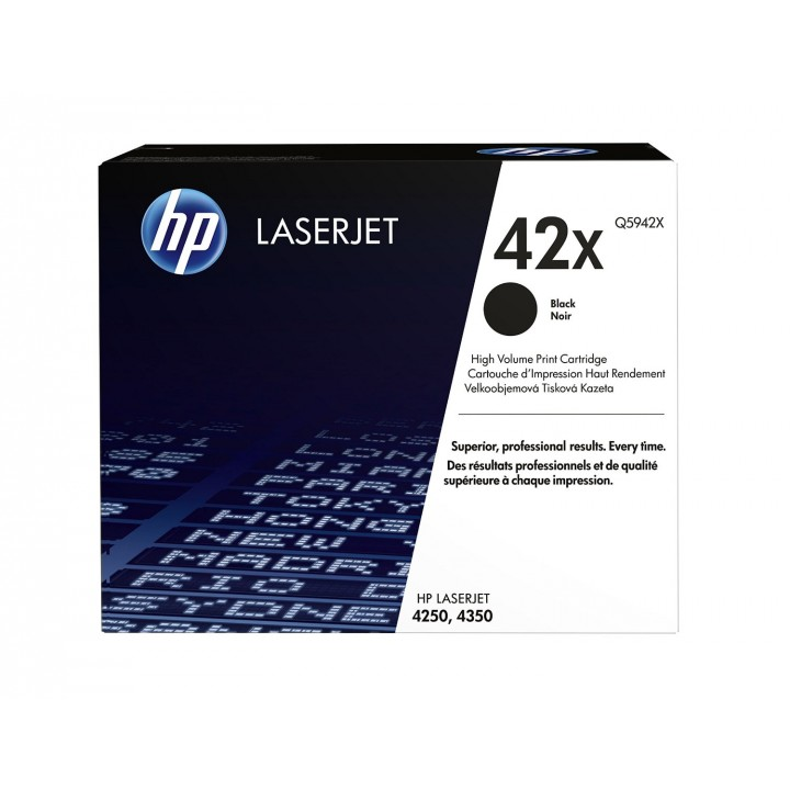 Hewlett Packard HP Q5942X №42X