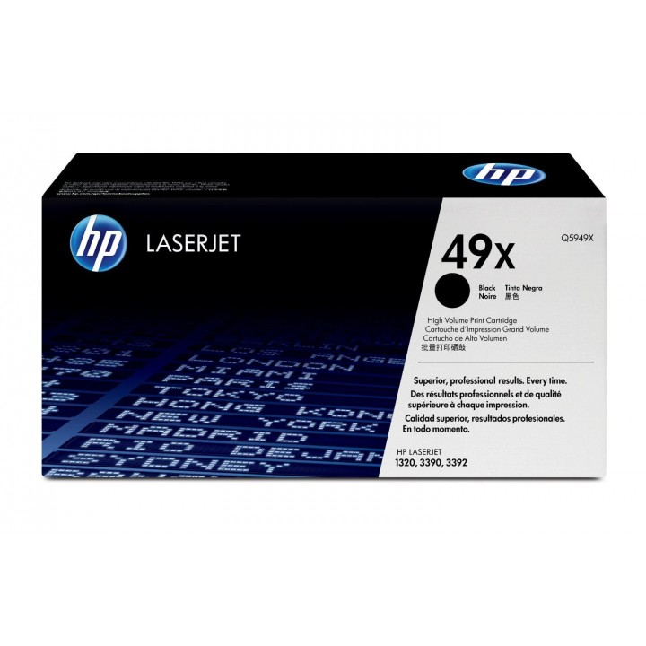 Hewlett Packard HP Q5949X №49X