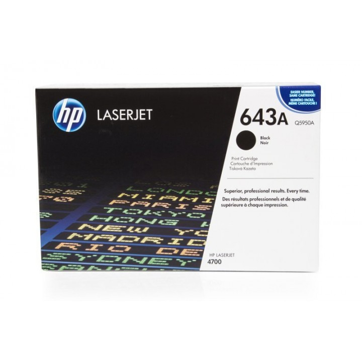 Hewlett Packard HP Q5950A №643A