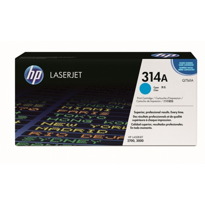 Hewlett Packard HP Q7561A №314A